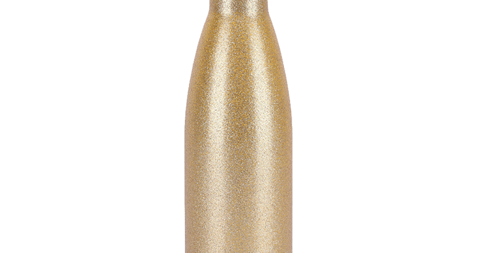 Daily Bottle - Gold Glitter