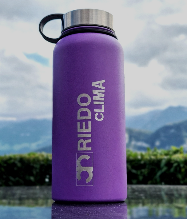 Mountain Bottle x Riedo Clima