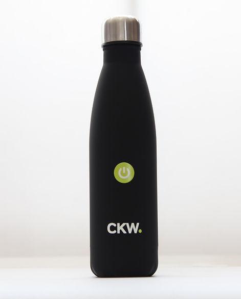 Trinkflasche Methetizer mit Co-Branding CKW