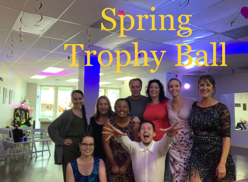 Spring Trophy Ball