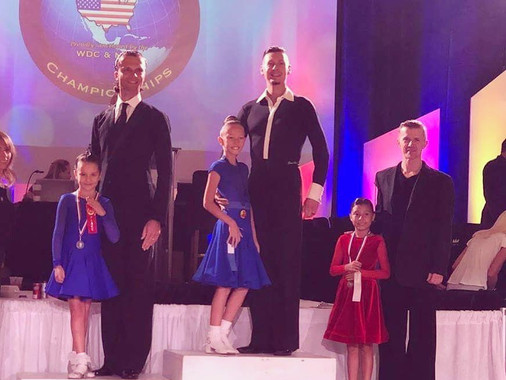 PRO AM WORLD BALLROOM Champion