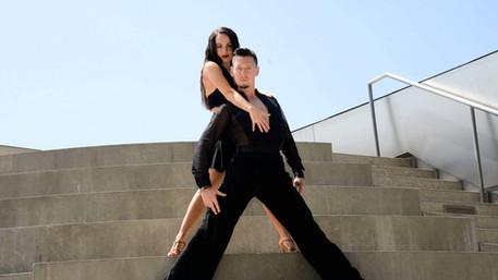 Erica and Artemi as Disney Concert Hall2.jpg