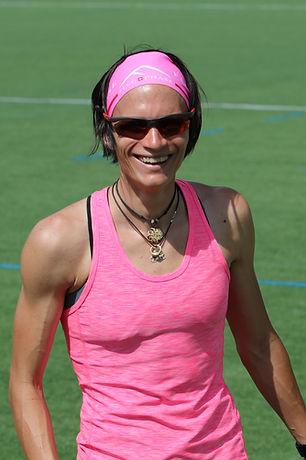 Lauftechnik, Larissa Kleinmann, FLUGPHASE, natural running, Marathon, Triathlon