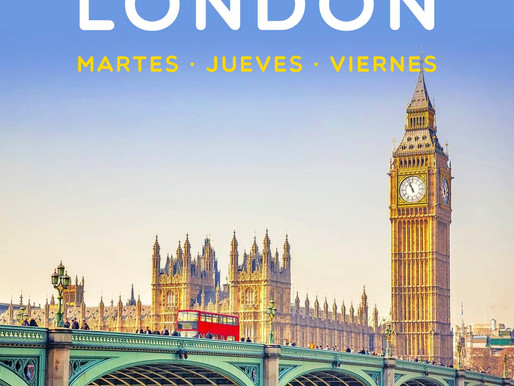Nueva ruta del Aeropuerto de Asturias a Londres Gatwick