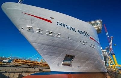 Carnival Horizon; Bring on the fun