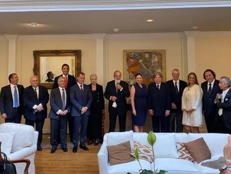 ¿Qué se dijo y qué pasó en la cena privada de AMLO y Trump con empresarios? Aquí te contamos