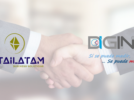 DIGINS & RETAILATAM firman alianza comercial para México y América Latina.
