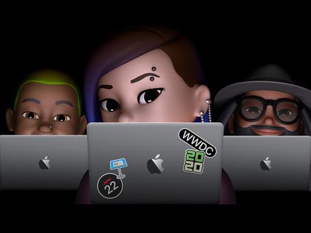 Lanzamientos en el WWDC 2020, Apple 
