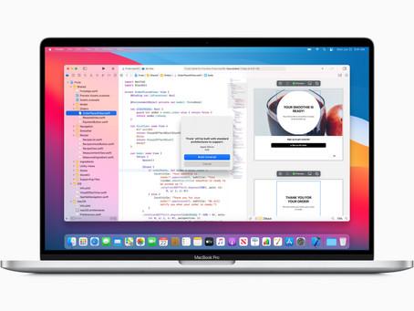 Apple le dice adiós a los chips de Intel
