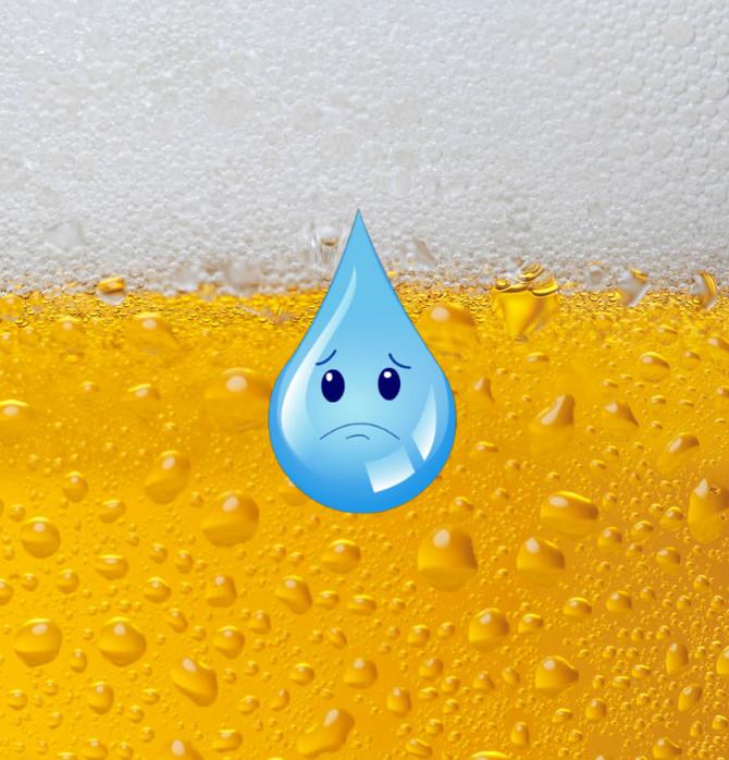 O Apocalipse da falta de Água ! : Dicas para Economizar água ao fazer Cerveja em Casa