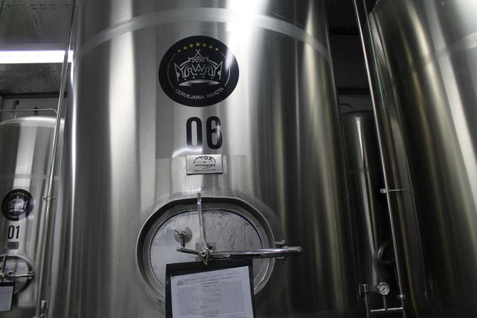 Descobrimos o Segredo da produção da Cervejaria Invicta!