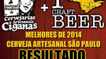 Melhores de 2014 : Cerveja Artesanal São Paulo