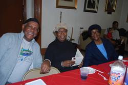 Birthday Celebration with Seniors