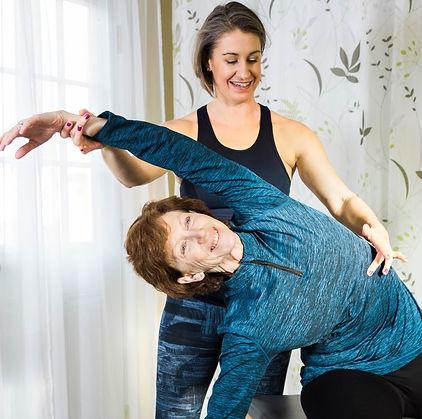 Pilates Personal Trainig
