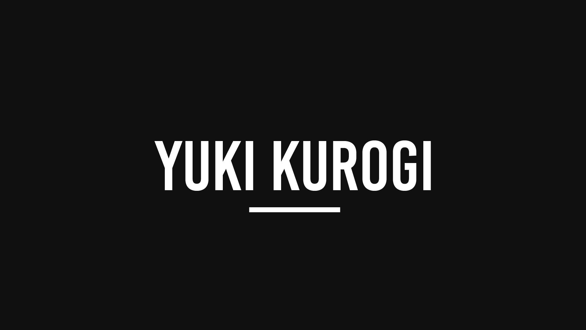 Yuku Kurogi