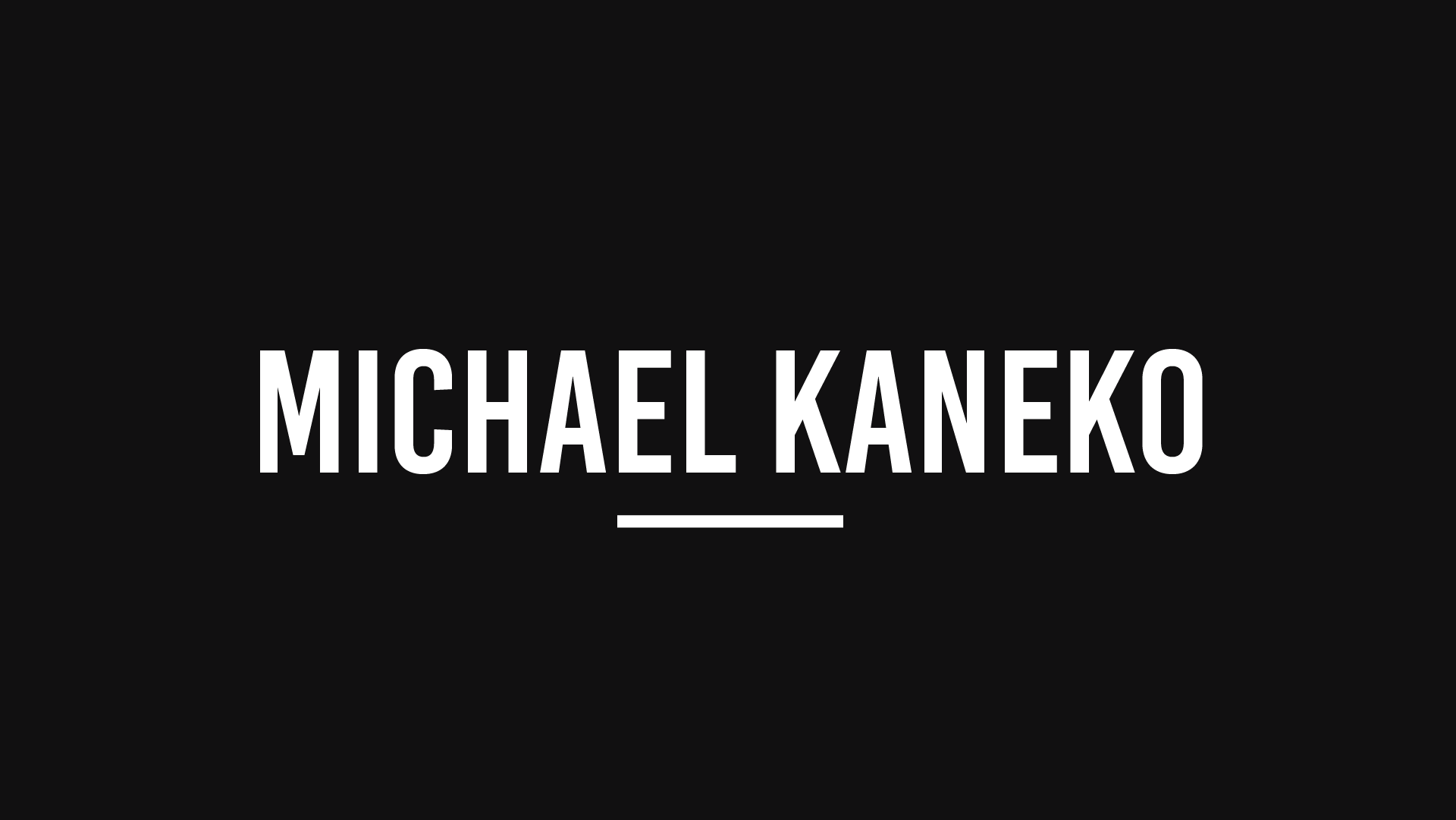 Michael Kaneko