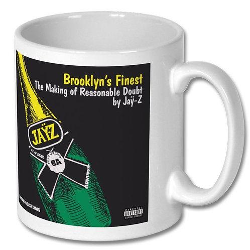 Brooklyn's Finest 25th anniversary series mug