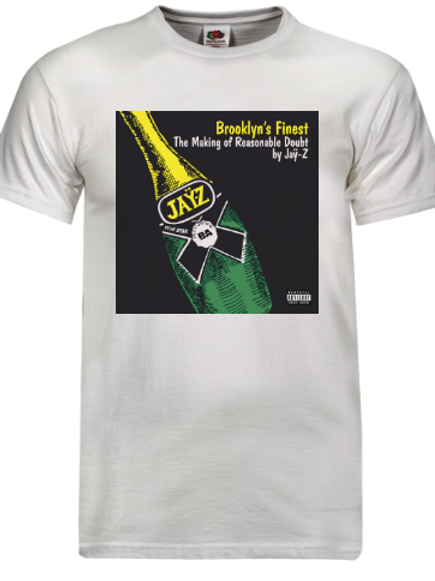Brooklyn's Finest 25th anniversary series shirt