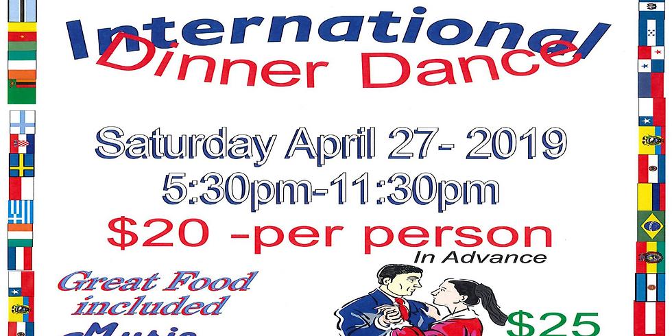 International Dinner Dance