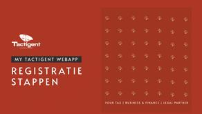 Handleiding - Tactigent App