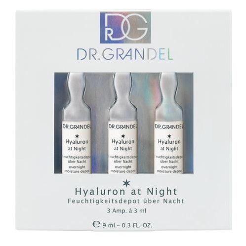 DR. GRANDEL Hyaluron at Night Ampul Hyaluron Ampul met vochtdepot voor de nacht