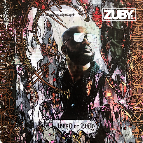 WORD OF ZUBY album cover - square (1500p
