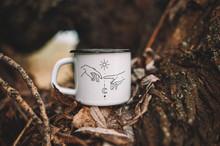 Michelangelo Sixtus mug