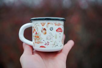 Colorful Forest mug