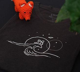 Little prince ✨🦊 #tshirts #tshirt #fash