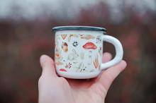 A. forest mug