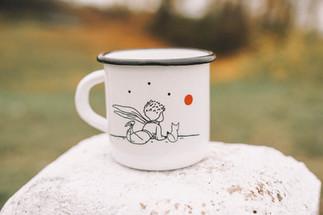 Little Prince Sun mug