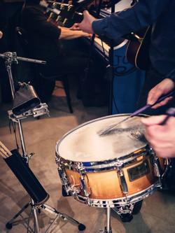 Blue Jo's Drum & brush