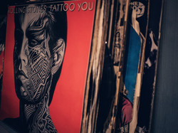 Blue Jo's Tattoo you cover