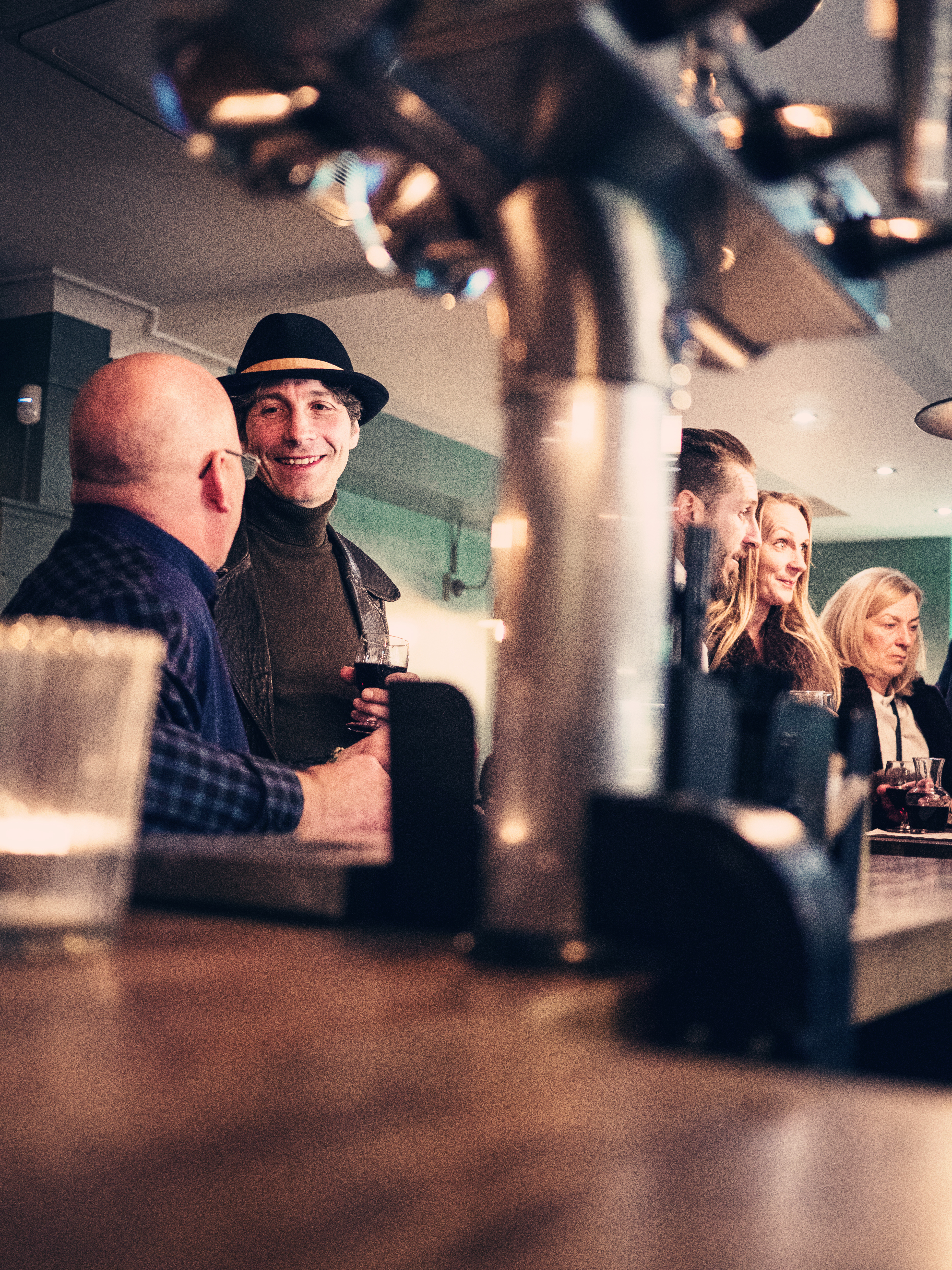 Blue Jo's Bar flys