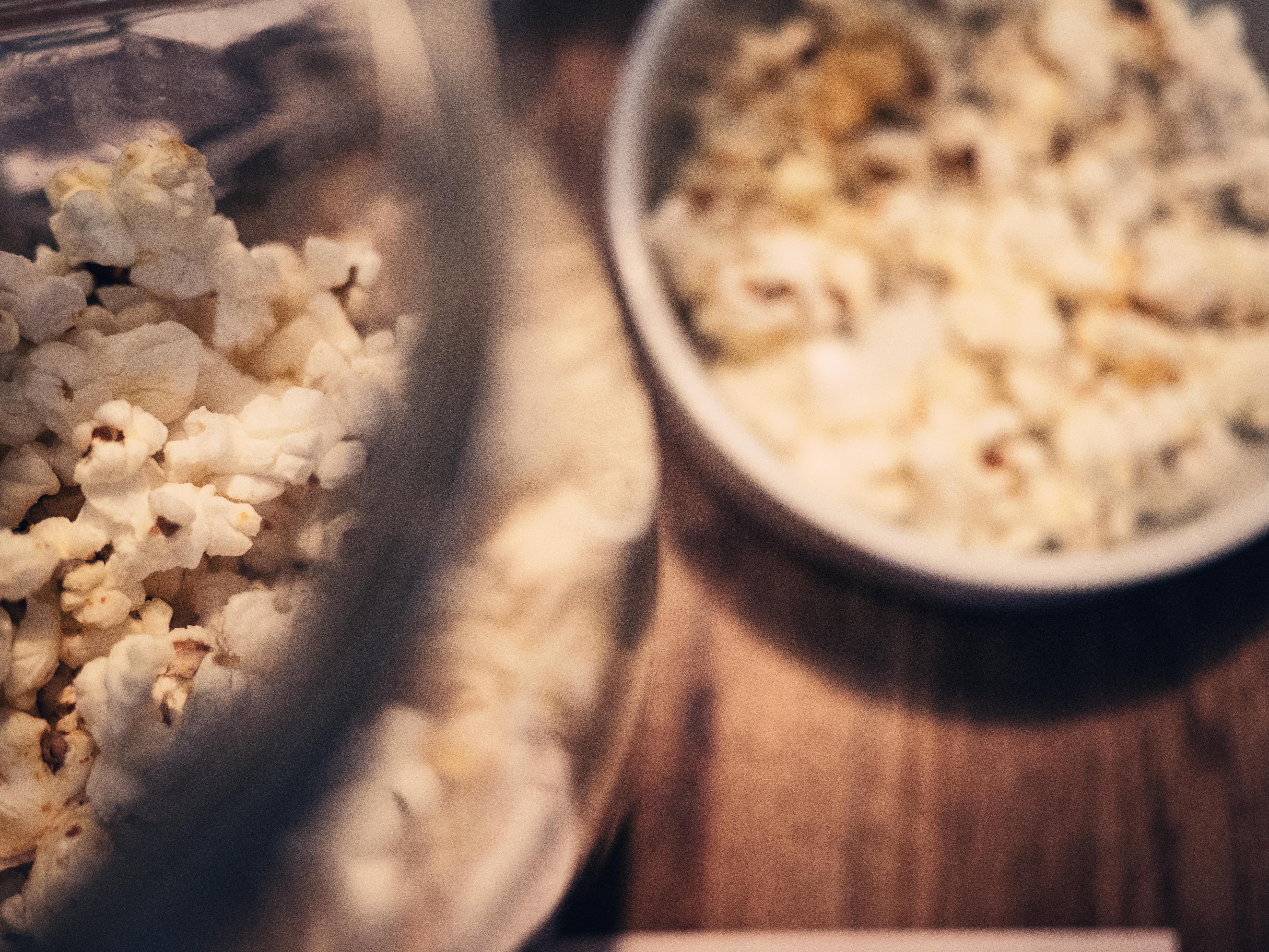 Blue Jo's Popcorn