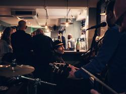 Blue Jo's Chris & Band