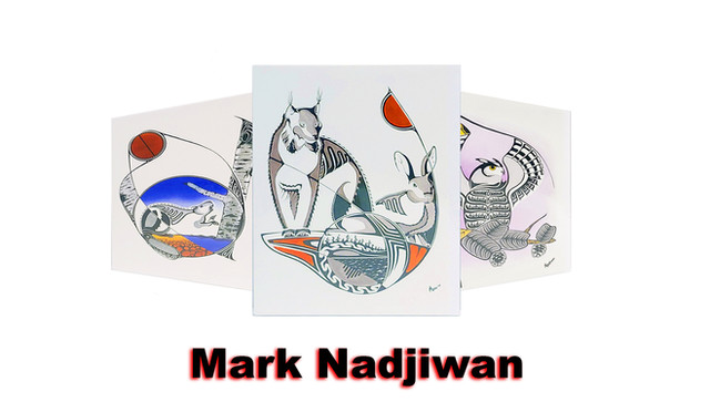 Mark Nadjiwan Artwork
