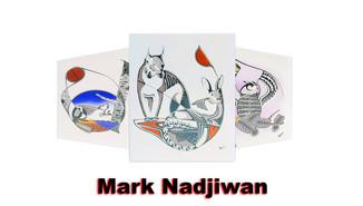 Mark Nadjiwan Artwork