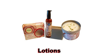 Incense, Lotions, and Soaps