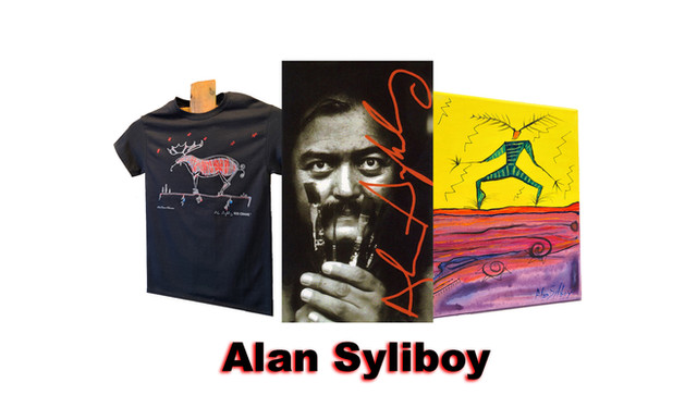 Alan Syliboy Artwork