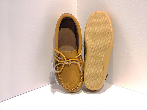 Men's Moccasin with Sole