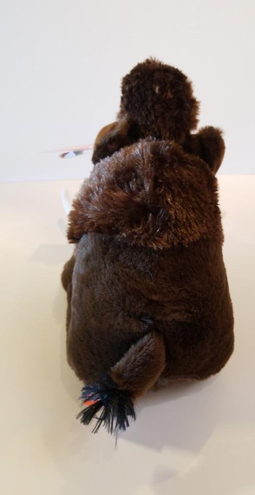 12 Woolly Mammoth Stuffed Animal