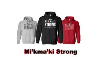Mi'kma'ki Strong Clothes