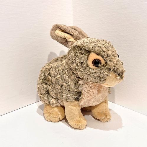 "8"" Mini Rabbit Stuffed Animal"