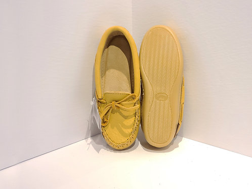 Women's Moccasin with Sole