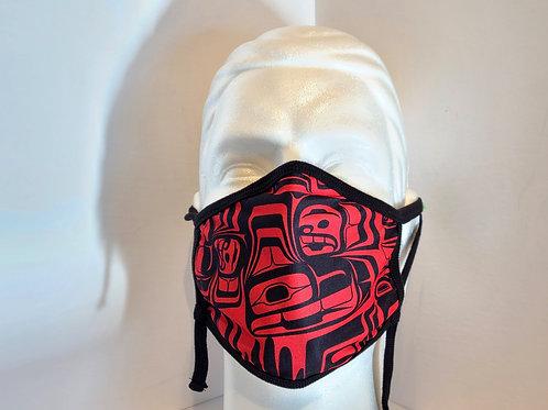 Eagle's Crest Face Mask