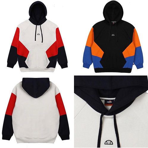 ●預訂貨品● Ellesse Mix Color Logo Hoodie