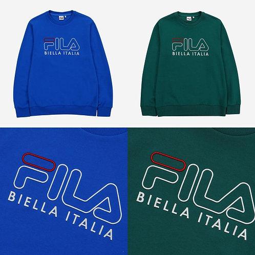 ●預訂貨品● Fila Biella Emb Logo Sweatshirt