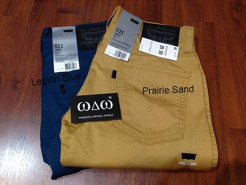 Levis 511™ Slim Fit Line 8 Pants