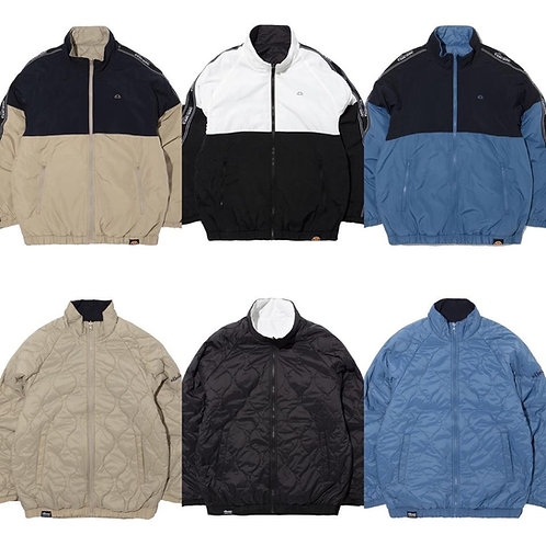 ●預訂貨品● Ellesse Two Way Styling 雙面著 Zip up Jacket